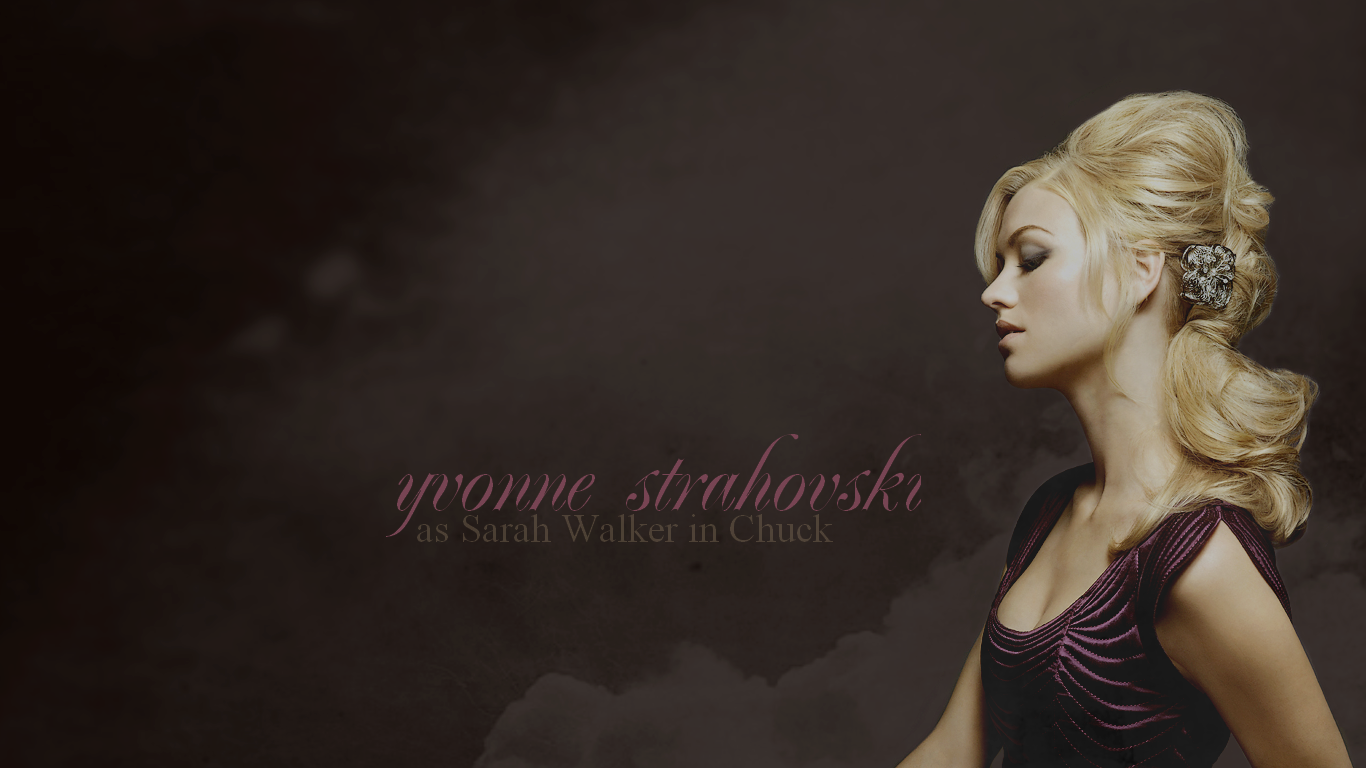 Yvonne Strahovski Wallpaper   Yvonne Strahovski Photo 1366x768