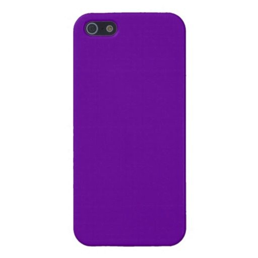 Solid Color Background Template for iPhone 5 Case Zazzle 512x512
