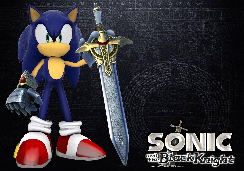 Sonic Black Knight Wallpaper
