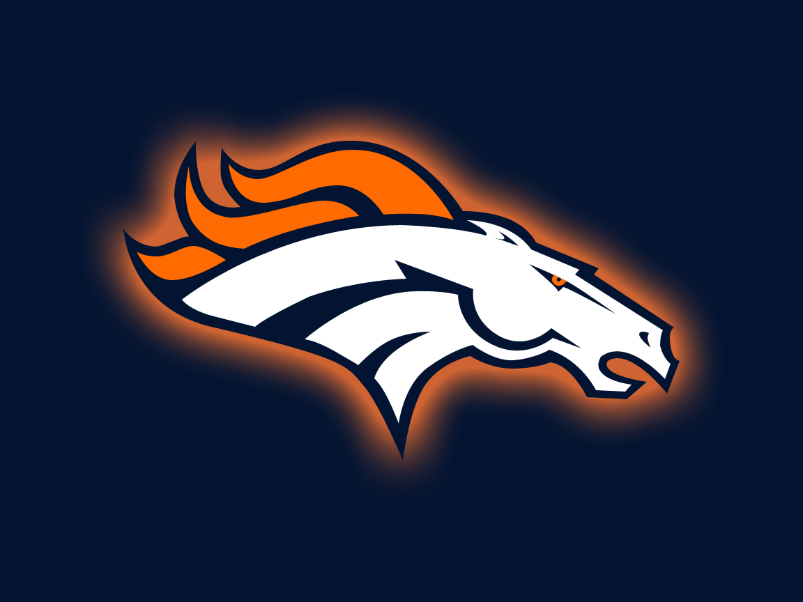 this Denver Broncos wallpaper background Denver Broncos wallpapers 1152x864