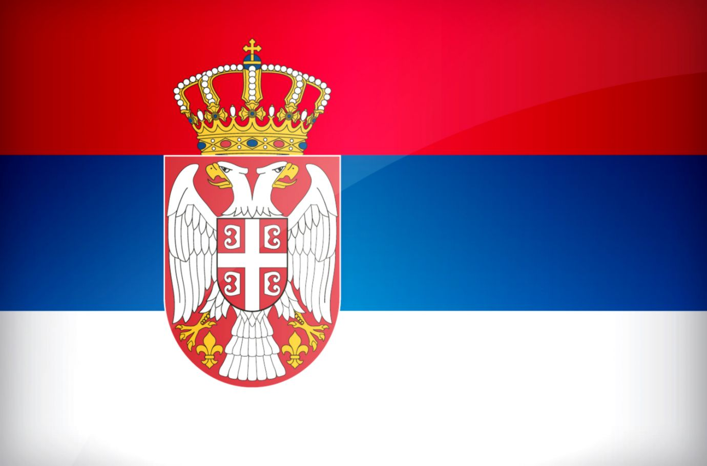 Serbia Countries Flag Wallpaper Laptop Wallpapers 1380x910