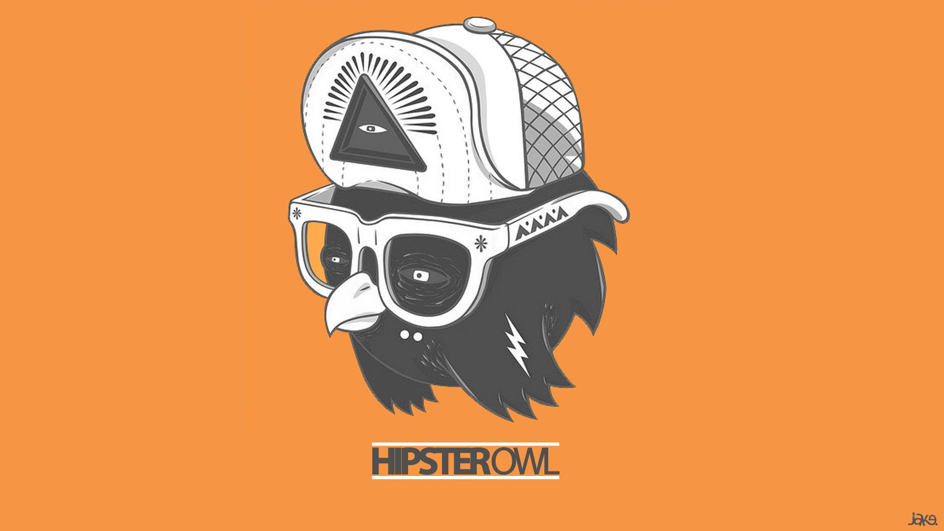 Hipster bart
