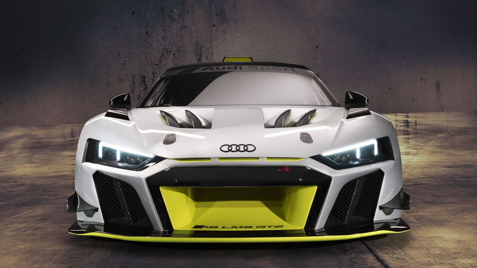 Audis New R8 LMS GT2 is Angry About Something   Jalopnik   True 1600x900