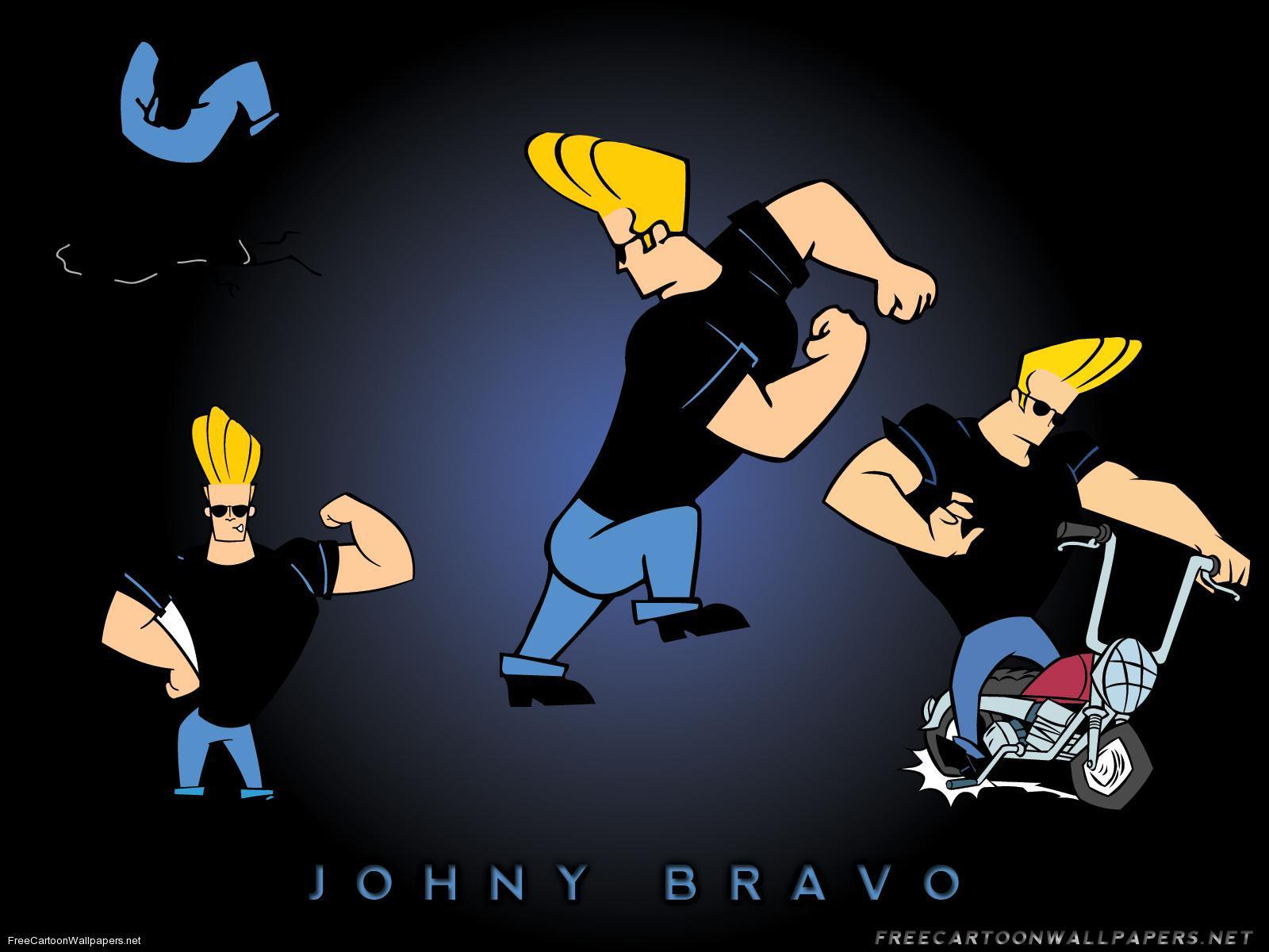 Johnny Bravo Wallpaper