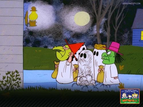 Charlie Brown download computer desktop wallpaper files Snoopy 500x375