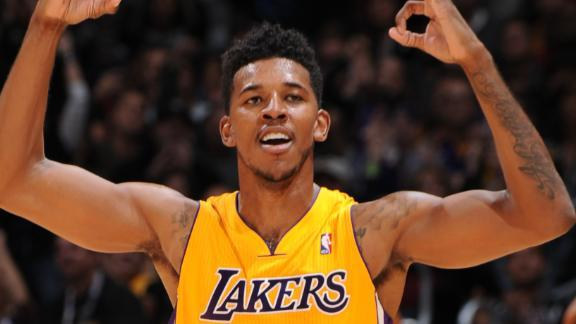 Nick Young Swaggy P Wallpaper wwwimgkidcom   The Image 576x324