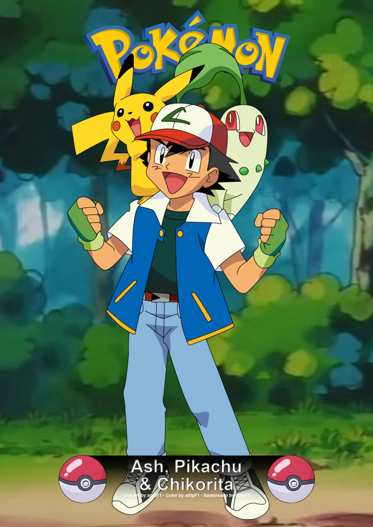 pokemon pikachu and ash wallpaper Pokemon Ash And Pikachu Wallpaper 752x1063