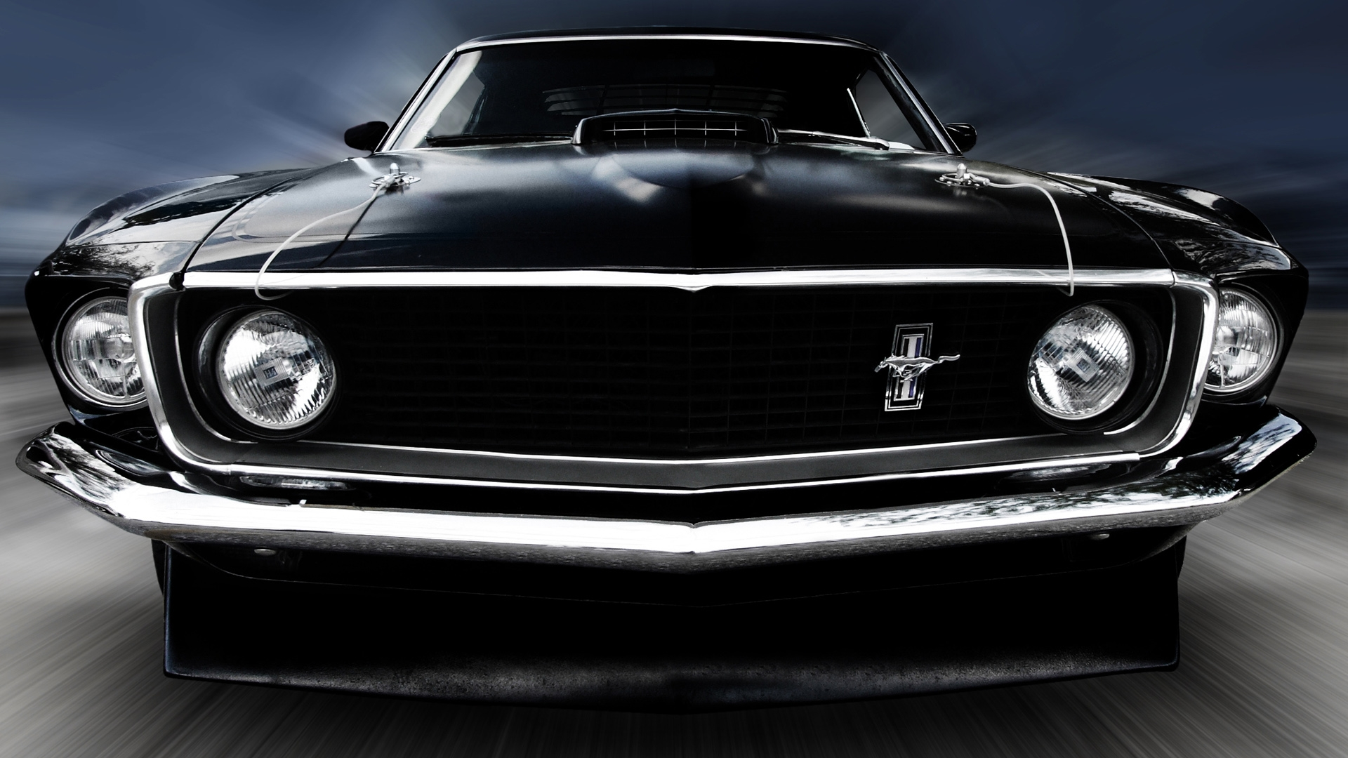 HD Wallpapers HD 1080p Desktop Wallpapers 1969 ford mustang 1920x1080