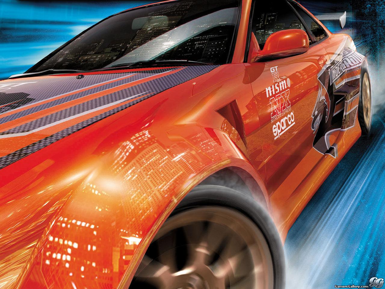 Need for Speed Underground Computer Wallpapers Desktop Backgrounds 1280x960