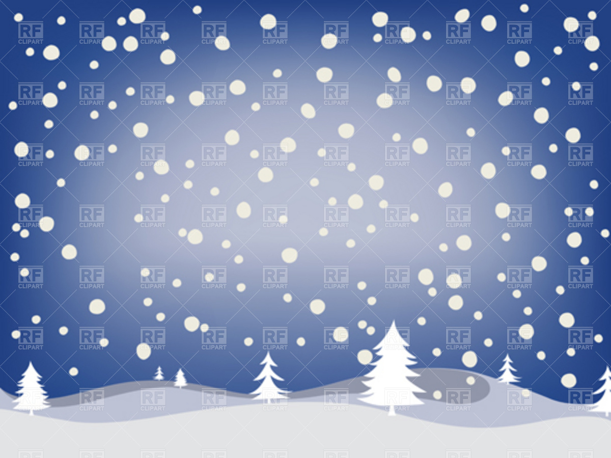Winter snowfall background 4469 Backgrounds Textures Abstract 1200x899