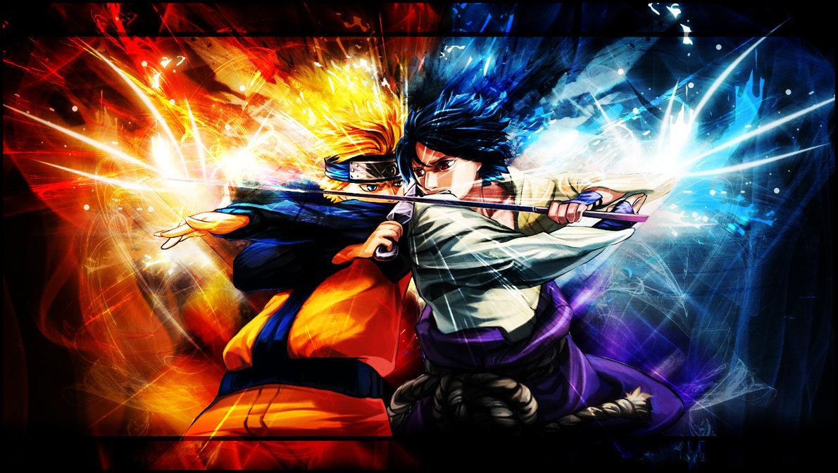 Sasuke Vs Naruto Wallpaper Hd Wallpapersafari