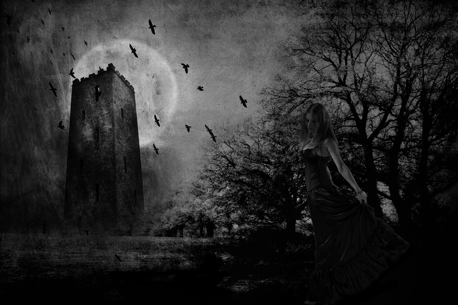 dark gothic wallpaper - wallpapersafari