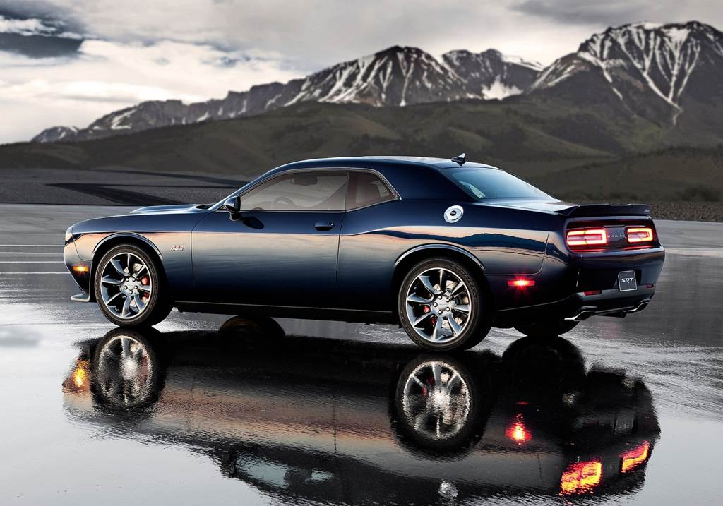dodge introduce all new 2015 dodge challenger srt which made it s 1024x717