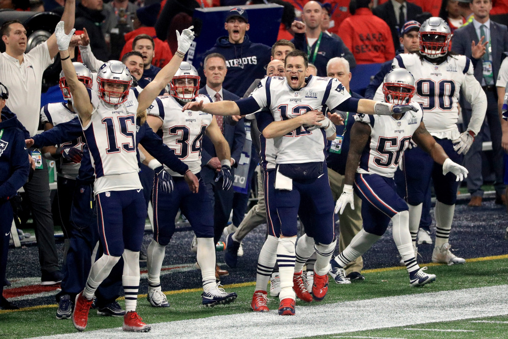 The 20 best photos capturing the Patriots 2019 Super Bowl win 1000x667