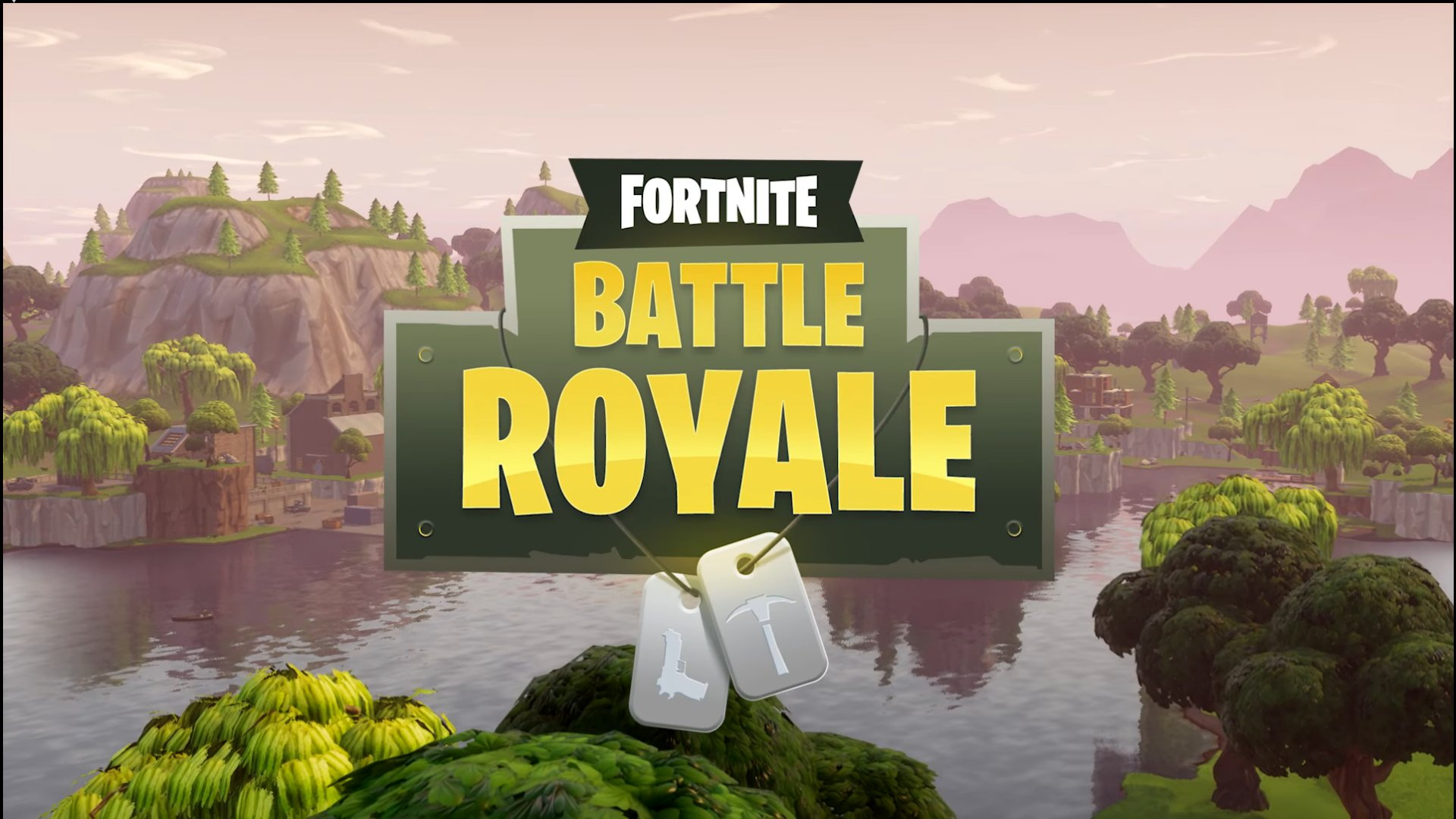 Fortnite Battle Royale Full HD Wallpaper and Background 1920x1080