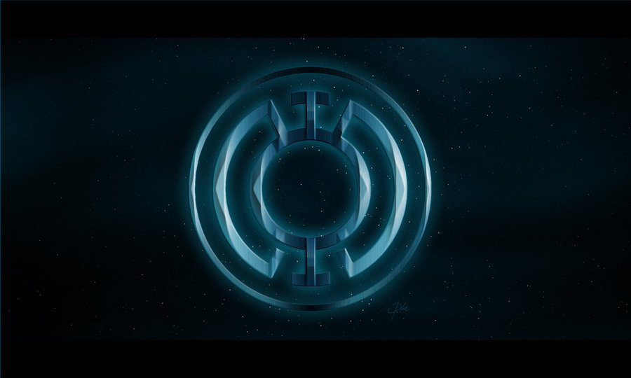 Blue Lantern Corps Wallpaper Blue lantern corps by 900x540