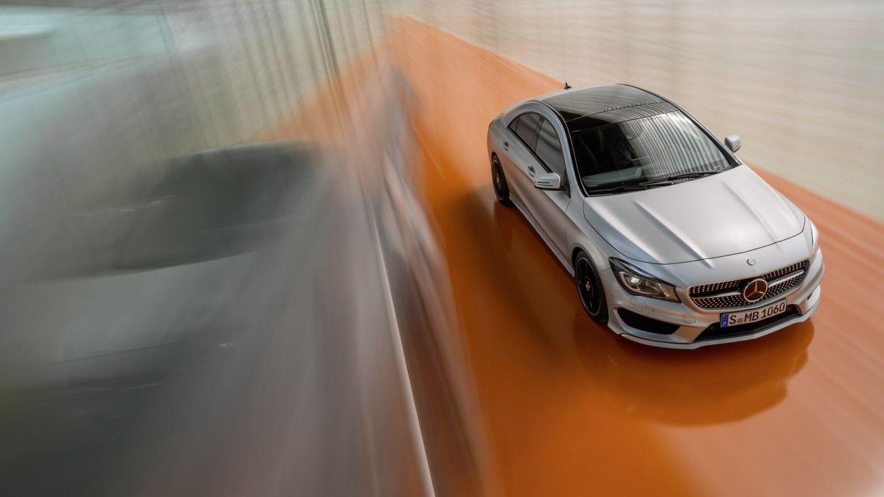 Cars AMG Mercedes Benz CLA cla 200 cla class wallpaper 1920x1080 1244x700