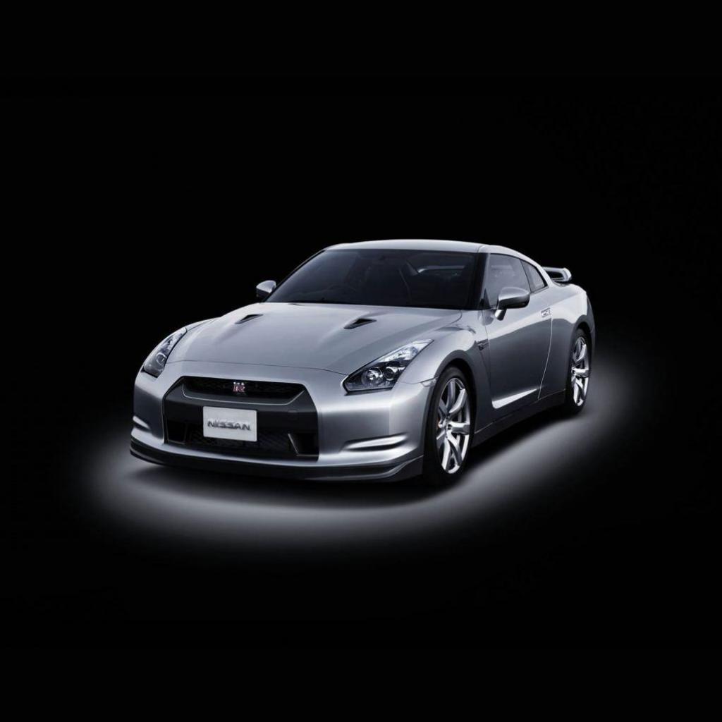Nissan GTR IPad Wallpaper
