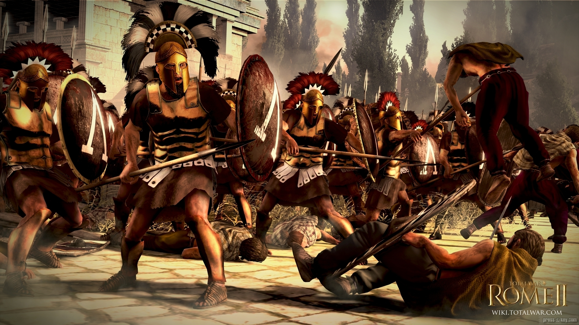 Total War Rome II   Screenshot Galerie pressakeycom 1920x1080