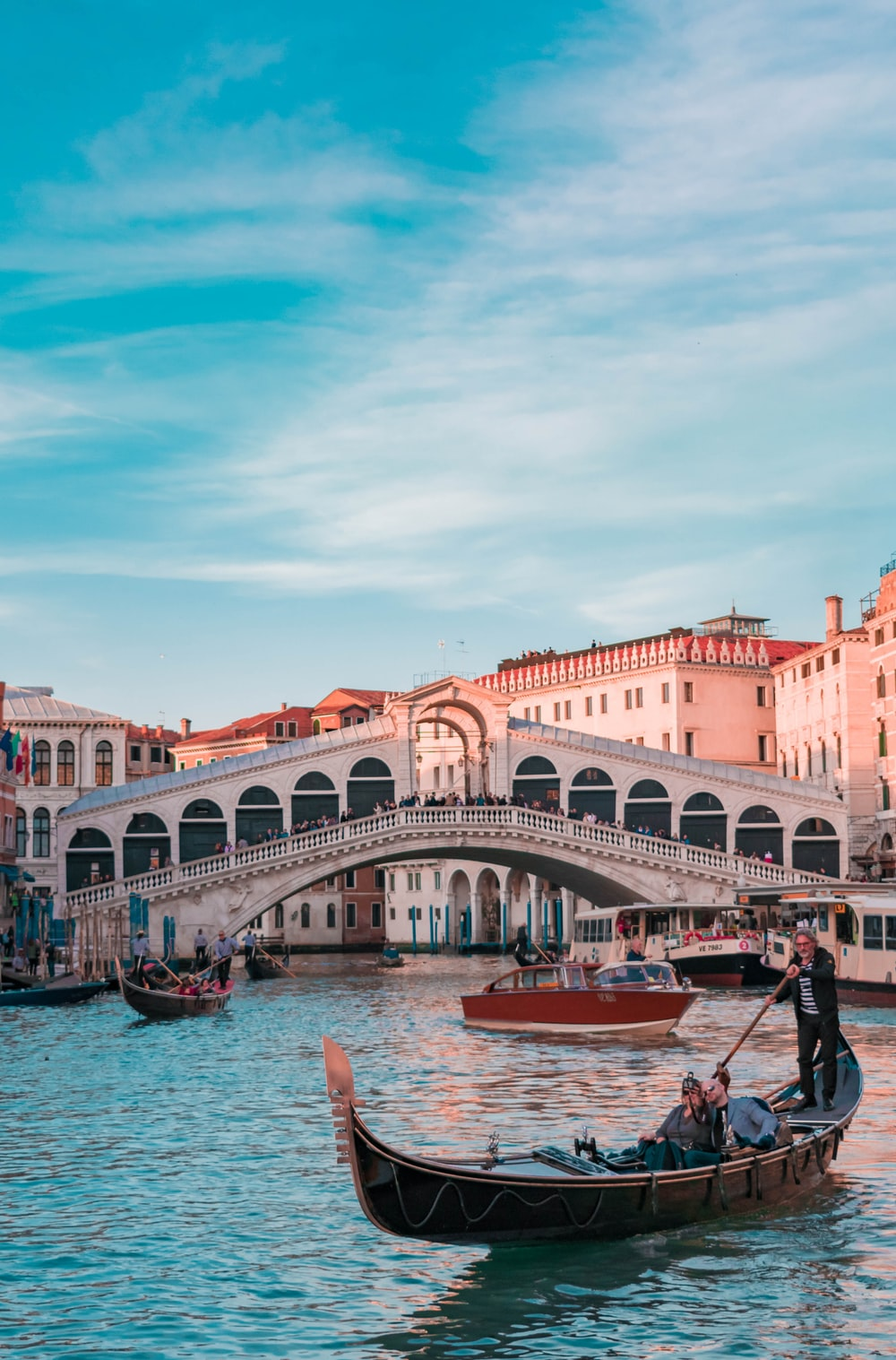100 Venice Pictures [Scenic Travel Photos] Download Images 1000x1517