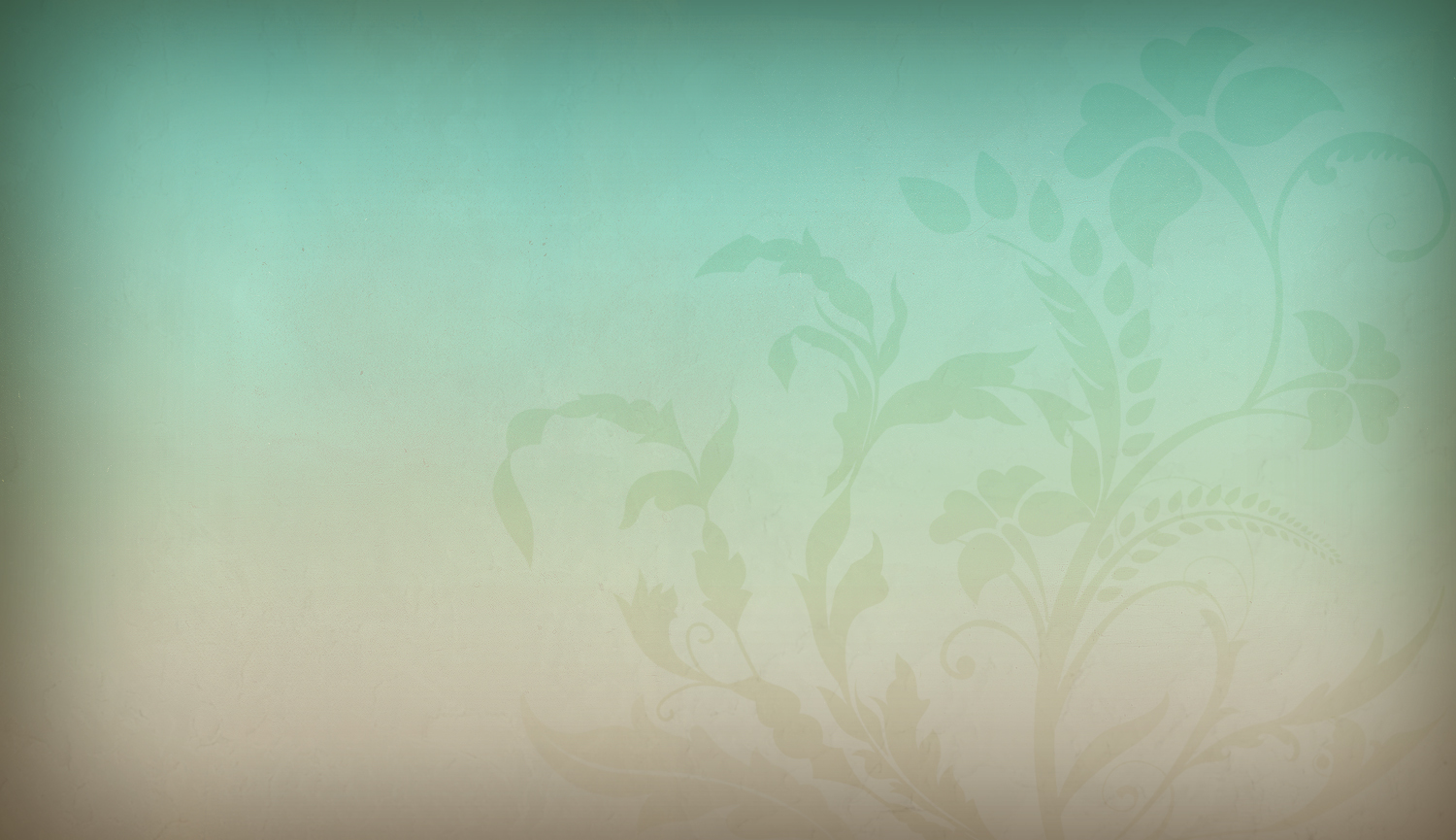 blue to light tan overlaid with floral elements and even some 1500x865