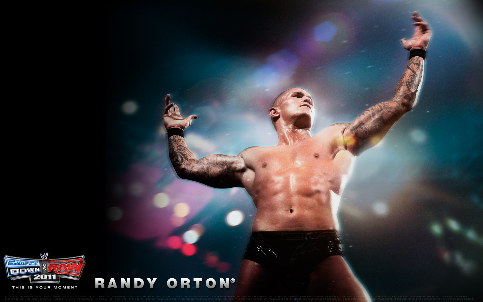 Randy Orton Wallpaper 2011 wallpaper   239976 1920x1200