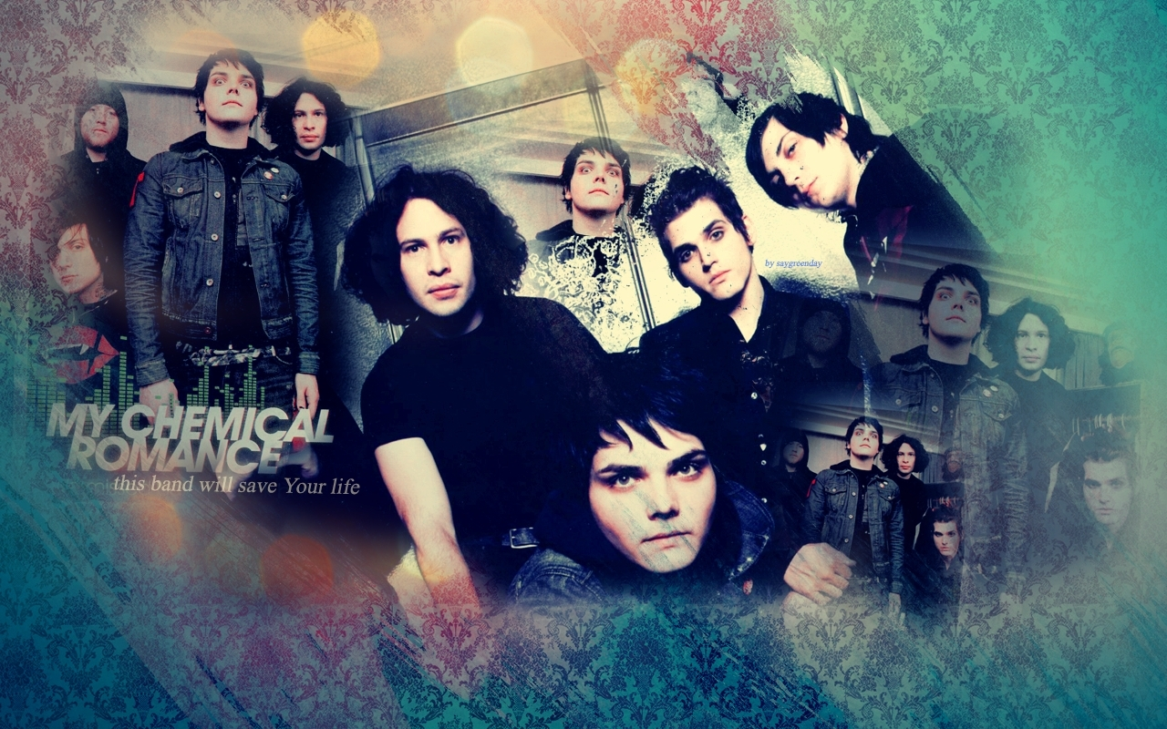 My Chemical Romance images MCR Wallpaper HD wallpaper and 1280x800