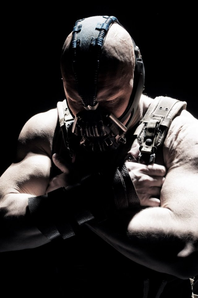bane dark knight rises wallpaper wallpapersafari