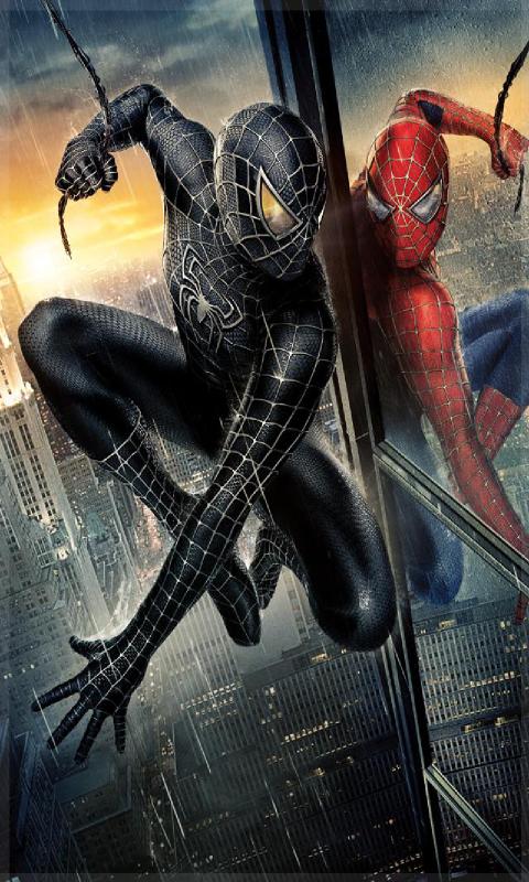 45 Spiderman Live Wallpaper Hd On Wallpapersafari