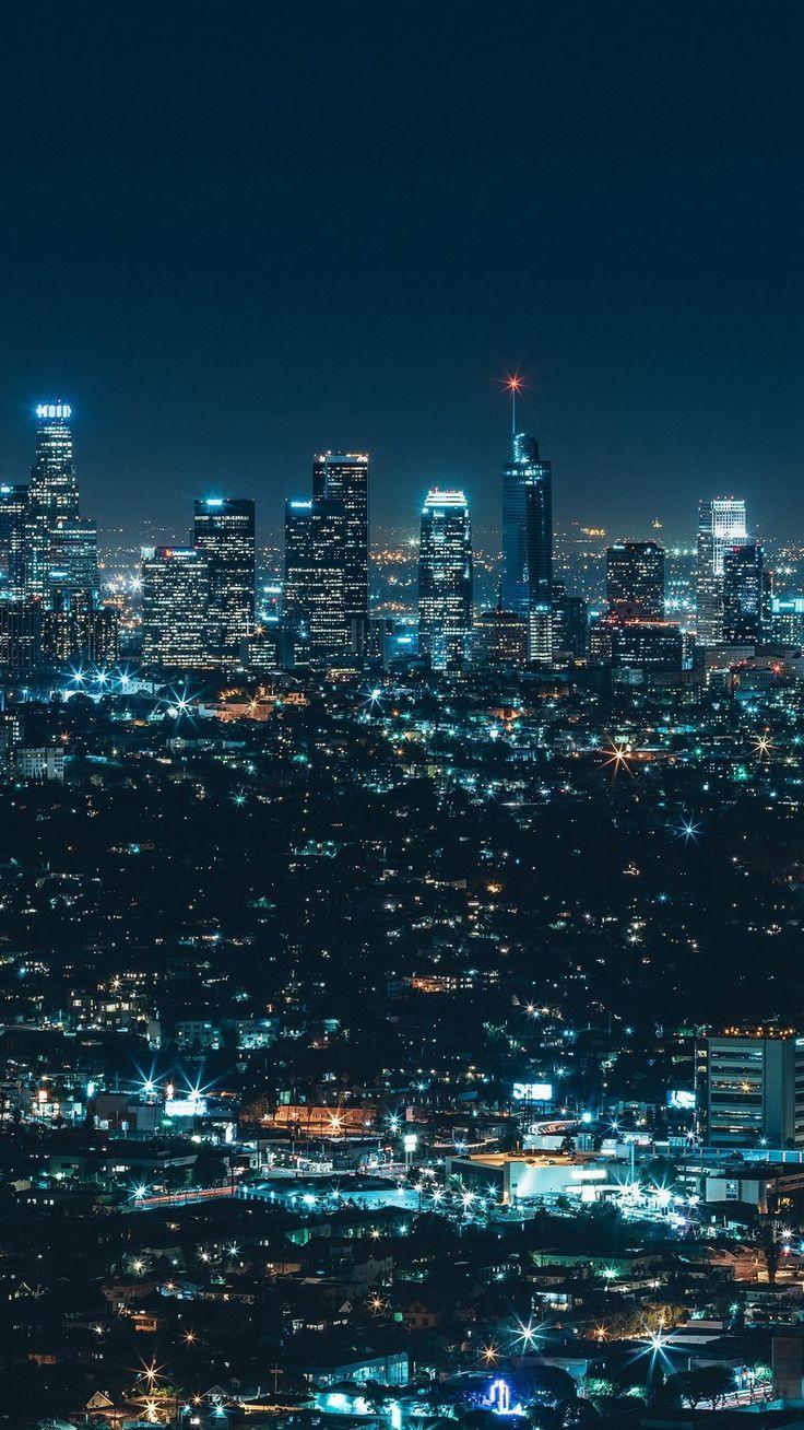 1080x1920 City View Night Architecture Building Dark iPhone 8 736x1308