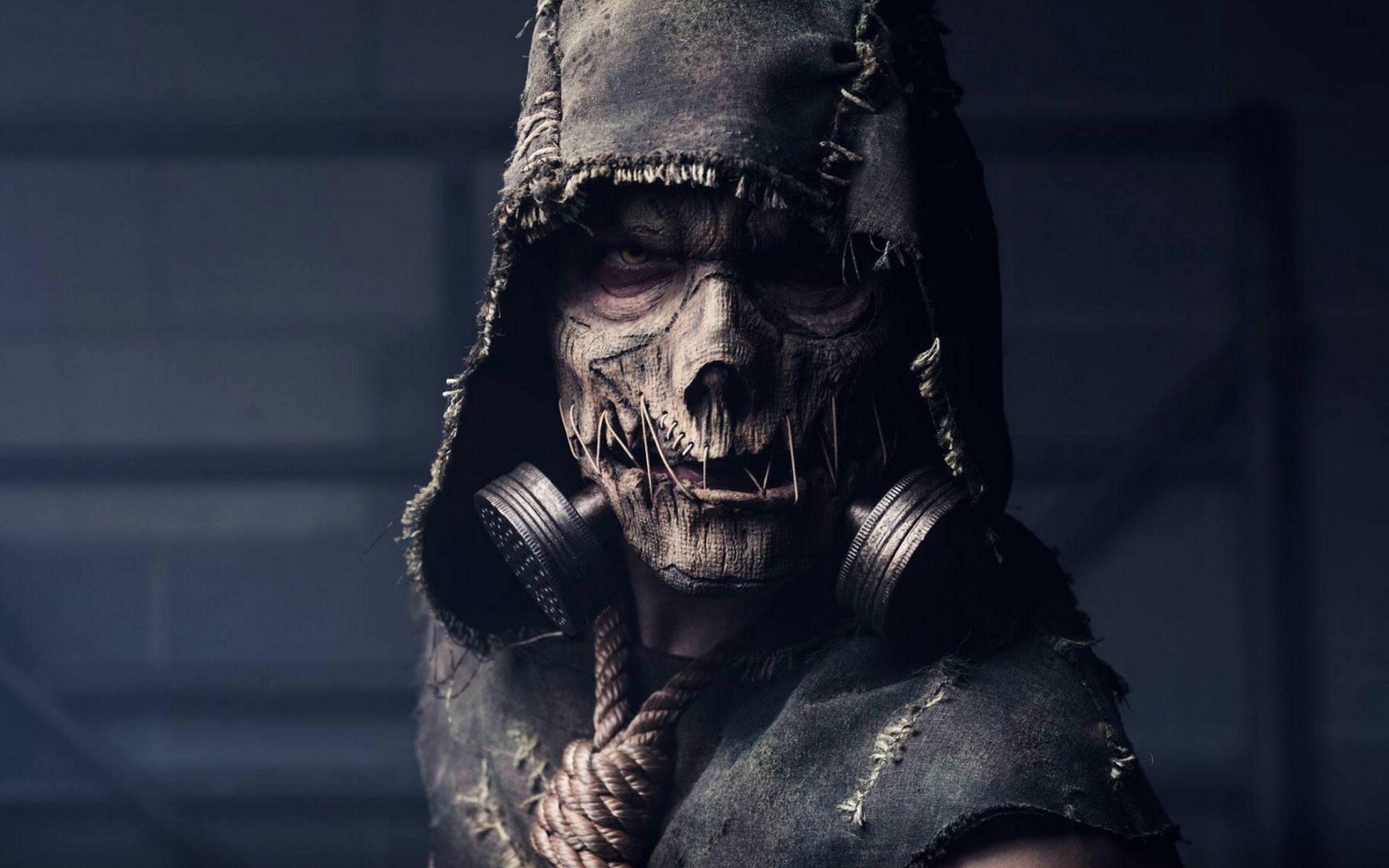 Batman Arkham Knight Scarecrow Wallpaper 2560x1600