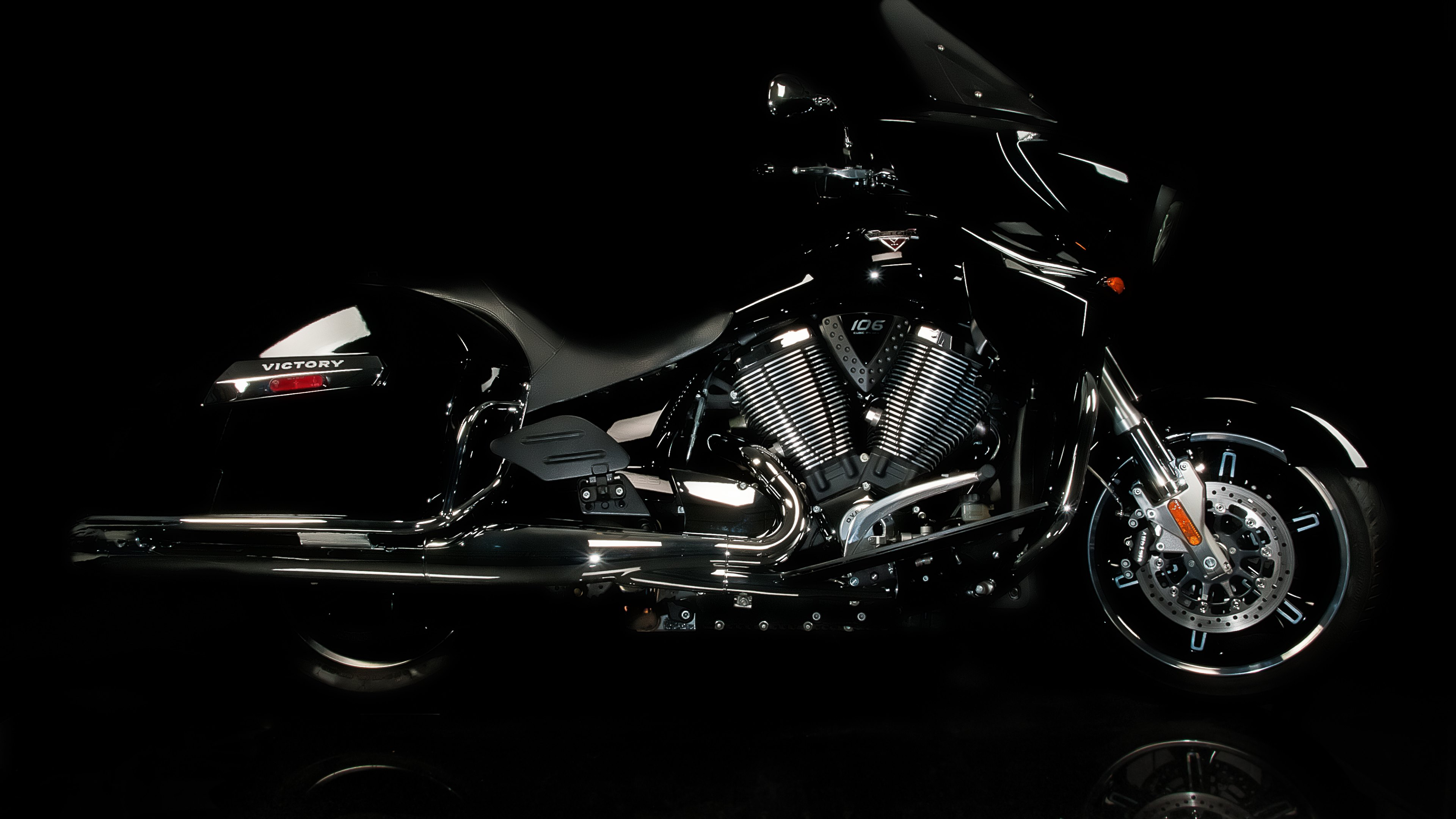Victory Motorcycles 4K Wallpapers 3840x2160