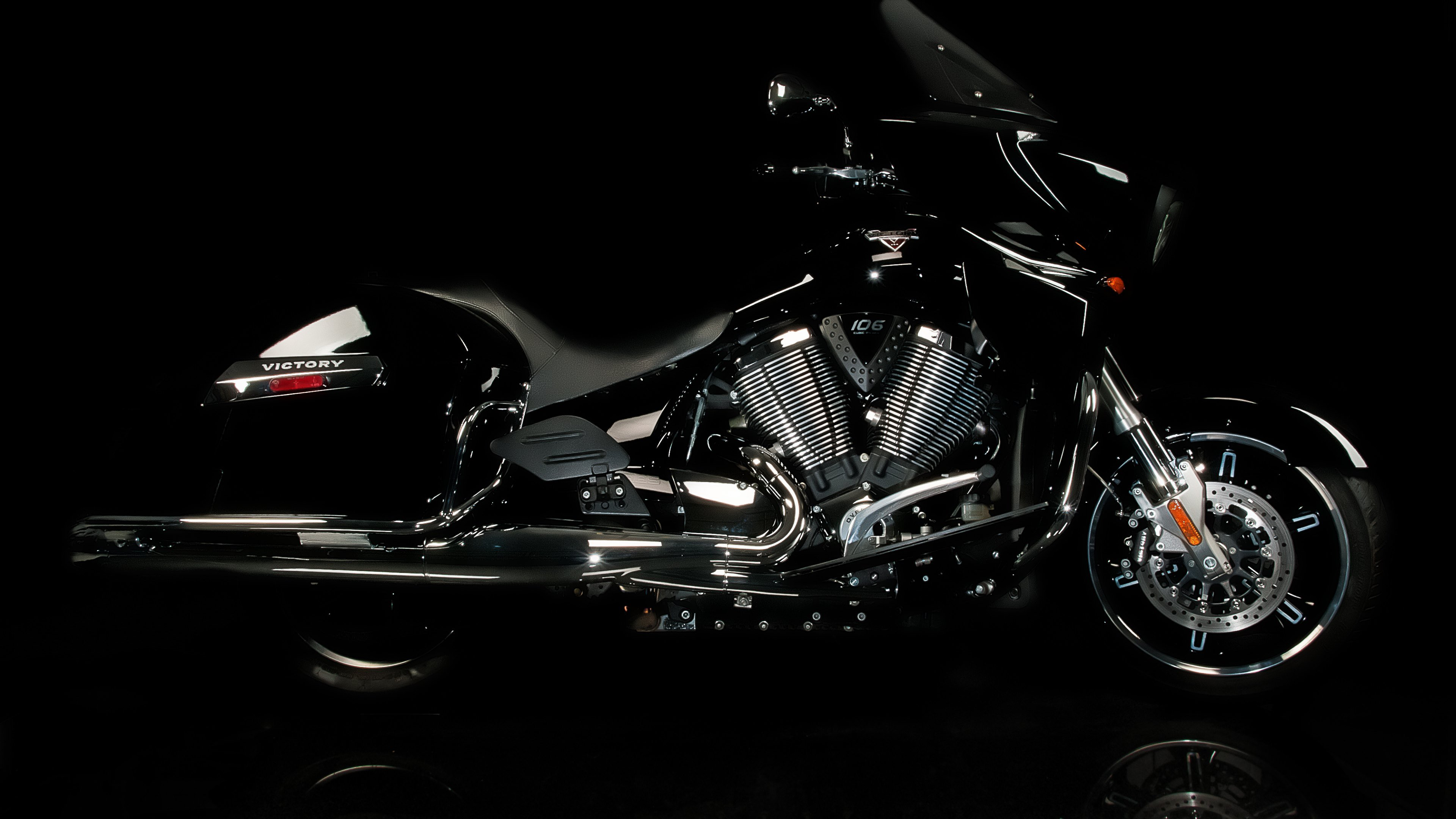 Luxury Motorcycle Hd Wallpapers: Victory Motorcycles Wallpaper