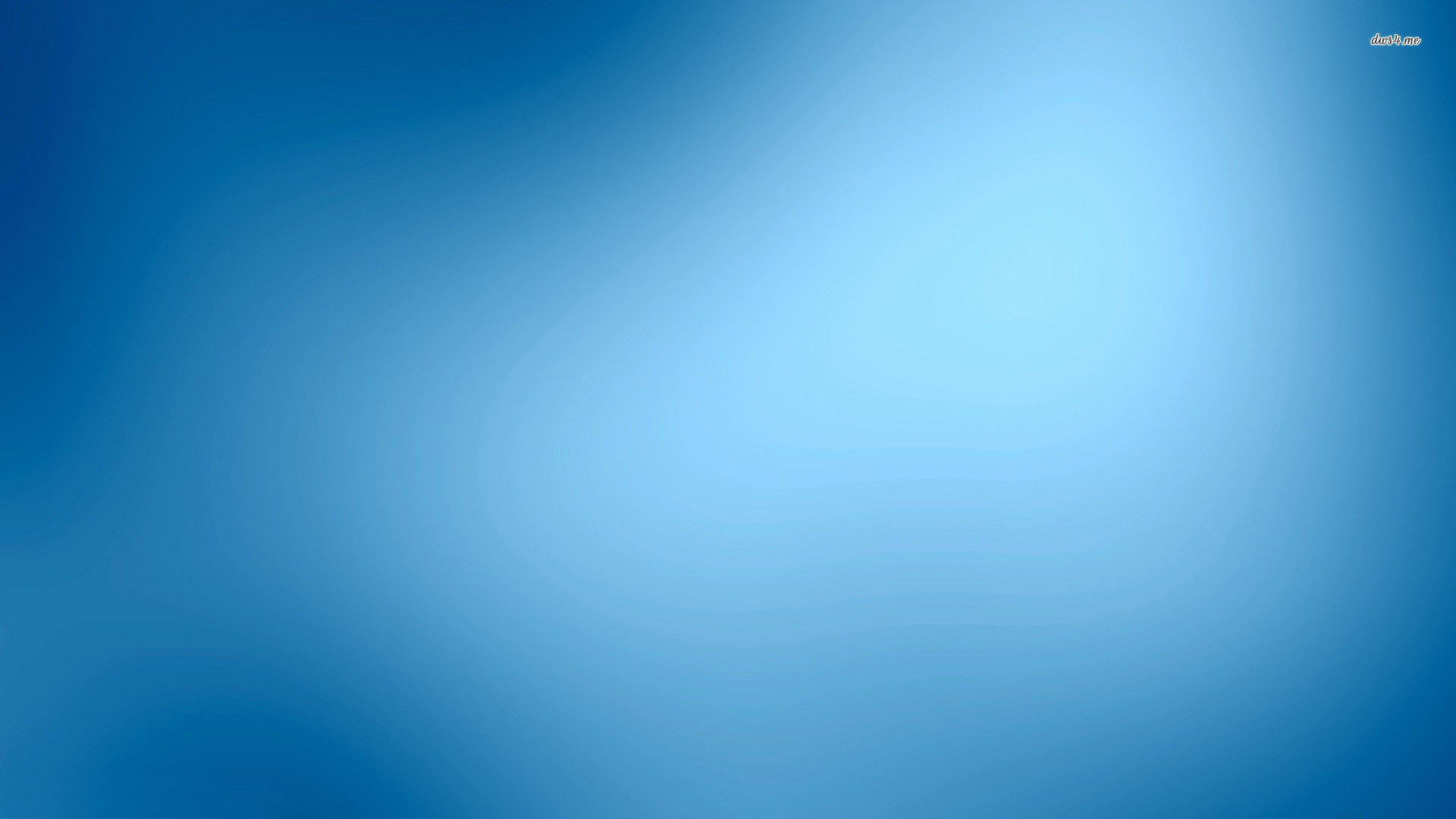 Blue Gradient Wallpaper 1920x1080
