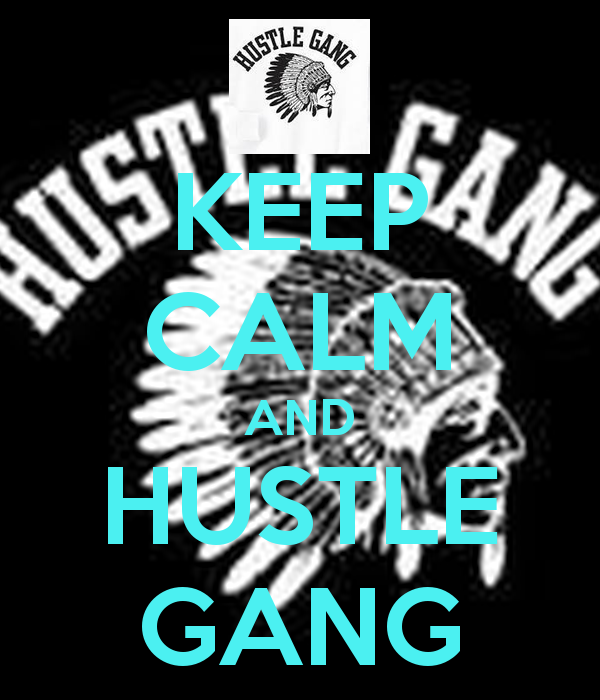 Hustle Gang Iphone Wallpaper