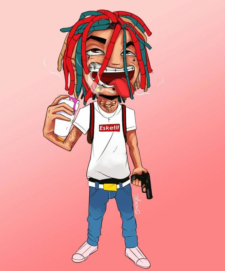 Pin by Nick on Lifestyle in 2019 Lil pump Supreme wallpaper 750x900