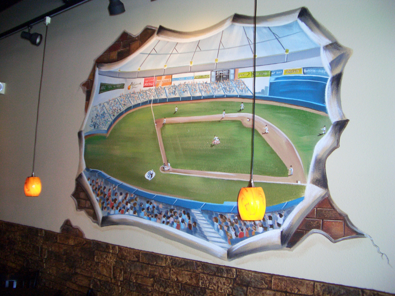Baseball Wallpaper Murals 792x594