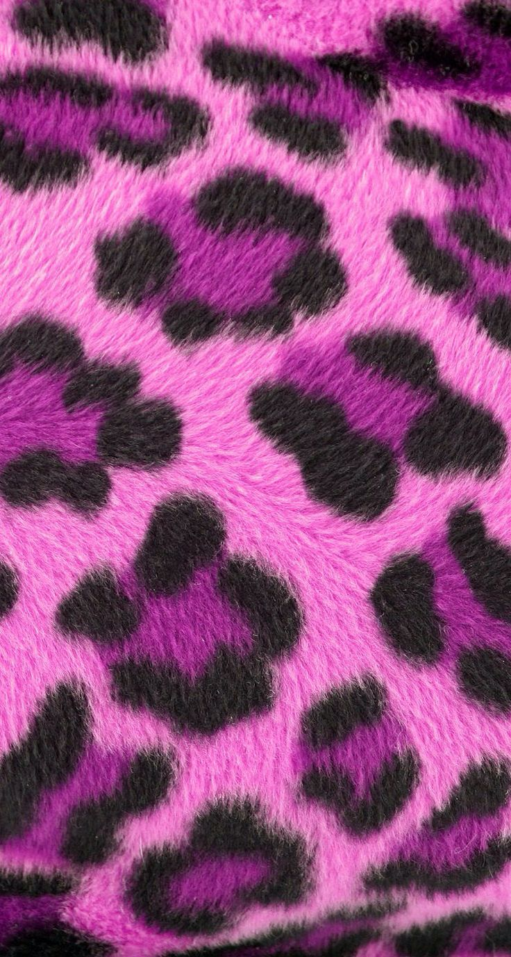 Purple Cheetah Spots fur wallpaper   mobile9com iphone wallpapers 736x1377
