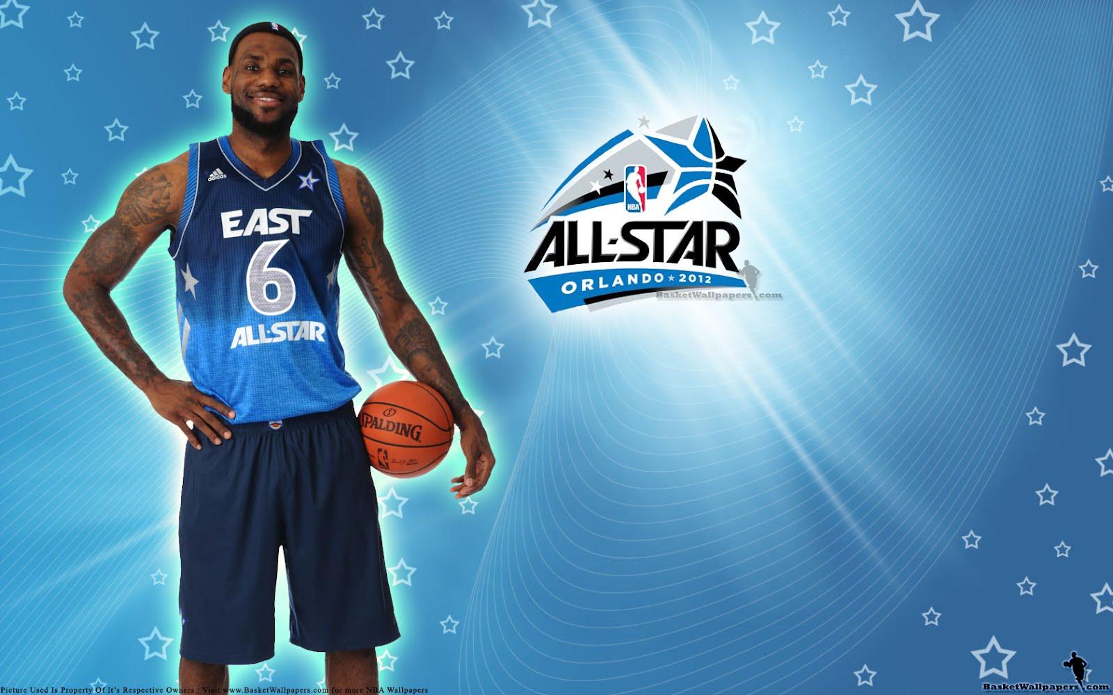 Sport Live EAST 2012 NBA All Star Wallpaper 1600x1000