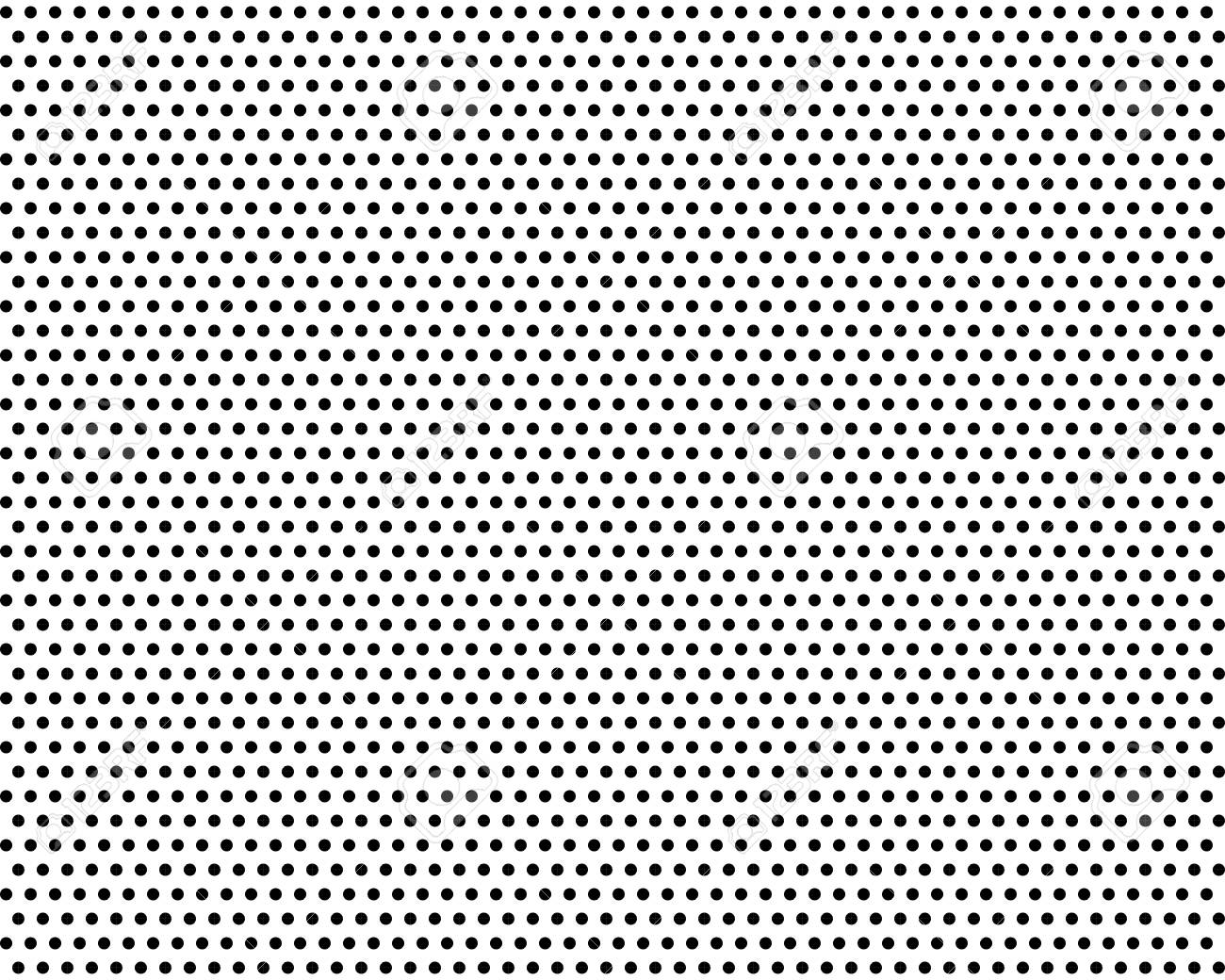 Abstract Black Spot On White Background Simple Illustration 1300x1040