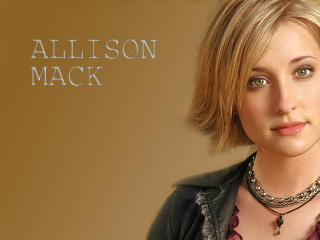 Allison Mack Wallpaper HD Backgrounds Images Pictures 1024x768