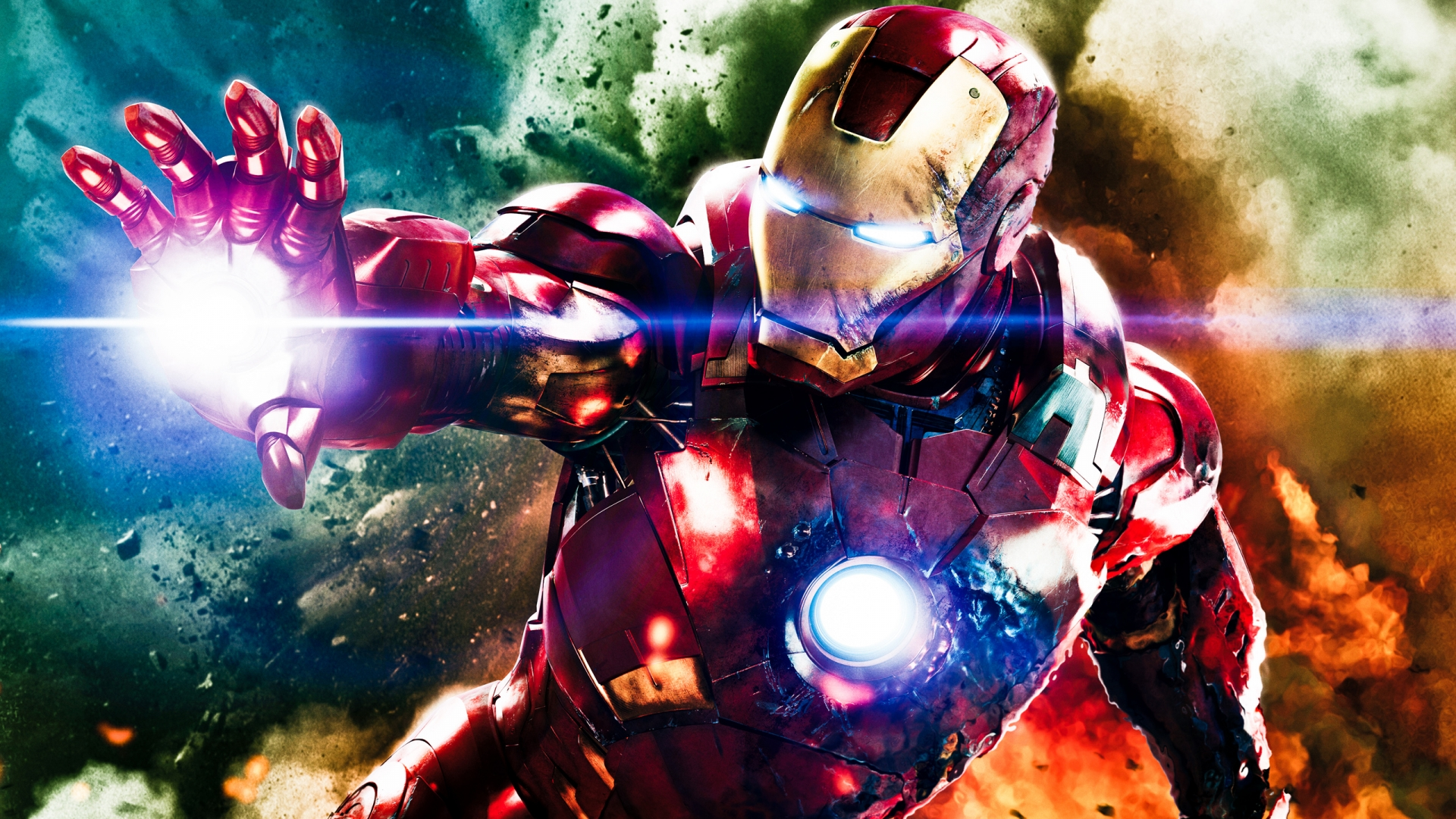 Iron Man The Av...