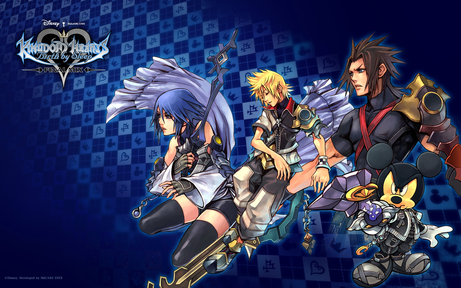 Kingdom Hearts 2 background image Kingdom Hearts 2 wallpapers 1920x1200