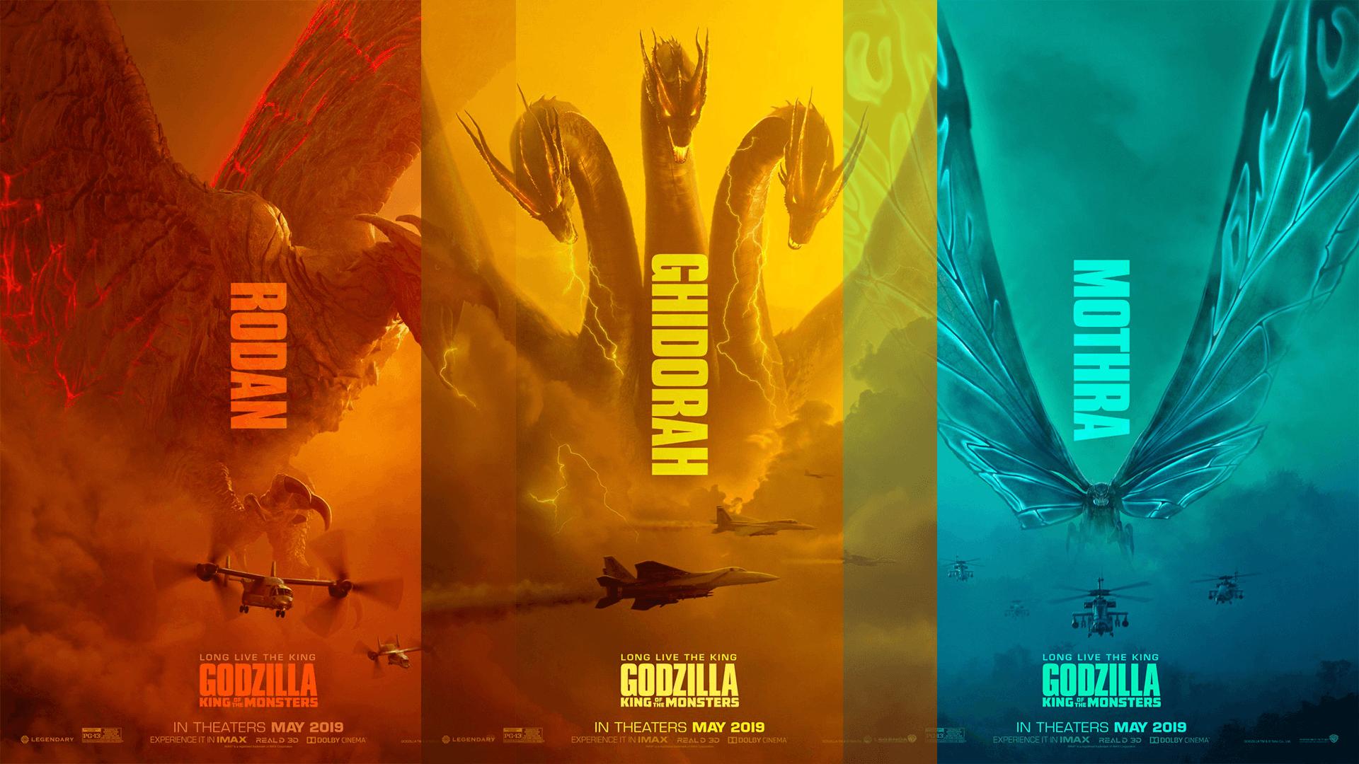 Godzilla 2019 Wallpapers   Top Godzilla 2019 Backgrounds 1920x1080