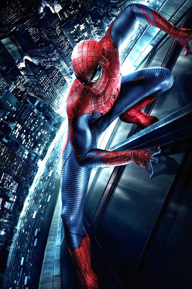 Gambar Keren Spiderman 3 - Gambar Hitam HD