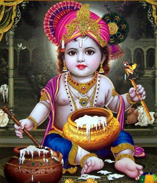49 God Krishna Hd Wallpaper On Wallpapersafari