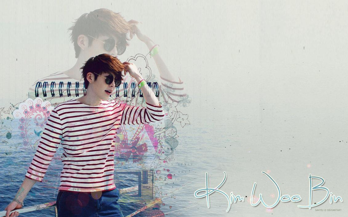 Kim Woo Bin   Wallpaper 2 by SahysJ 1131x707
