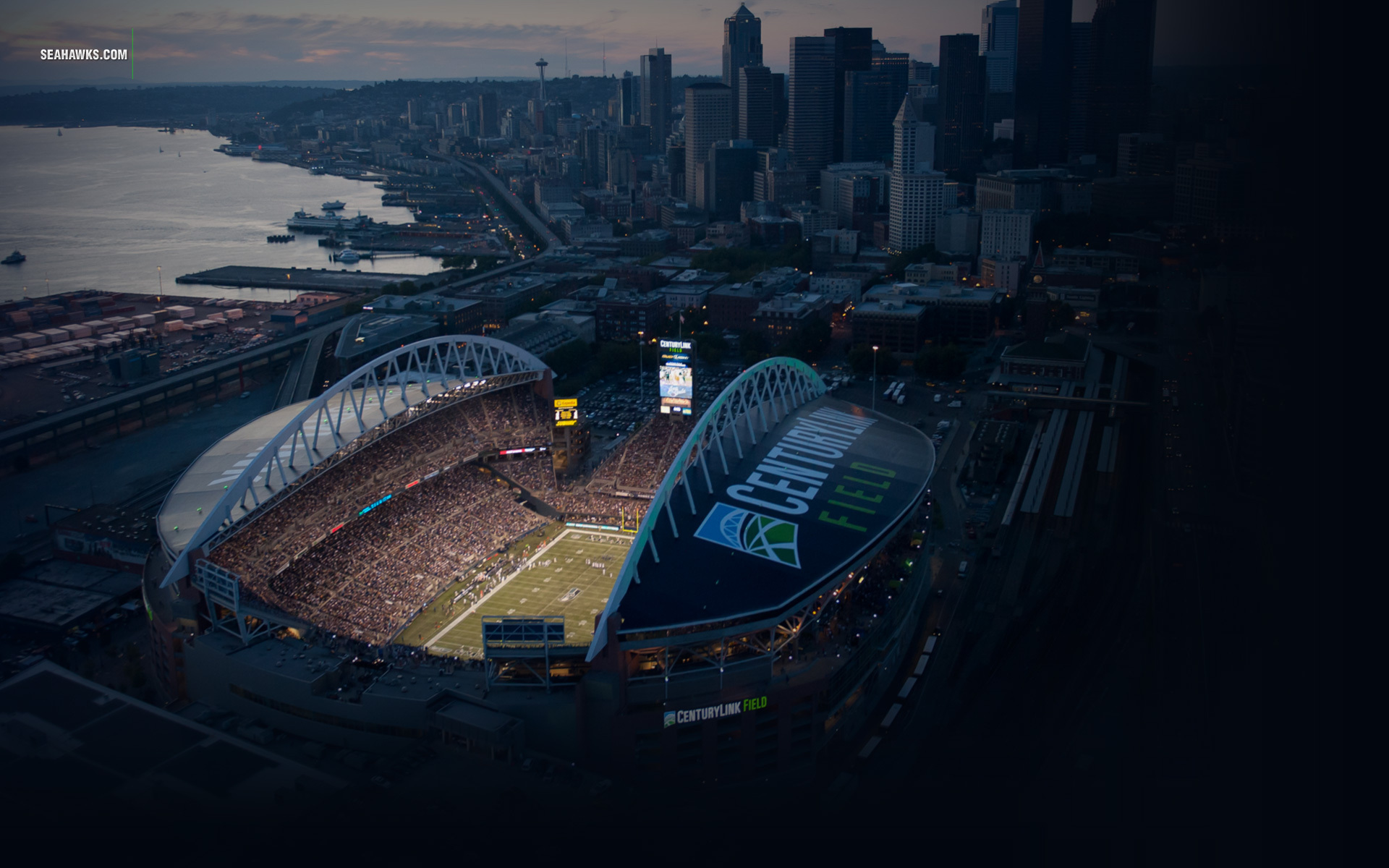 Seattle Seahawks Stadium HD Desktop Wallpaper HD Desktop Wallpaper 1920x1200