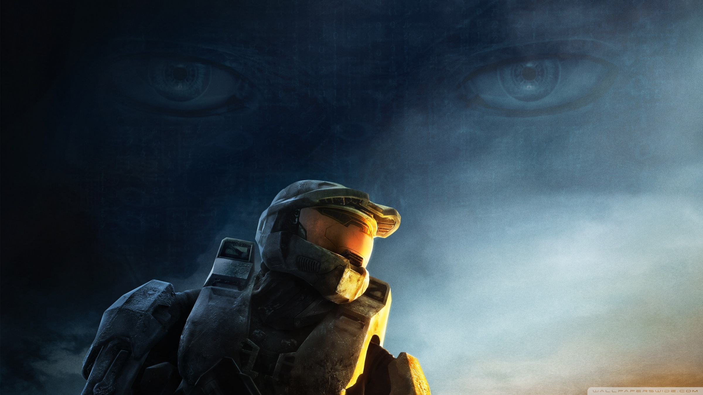 Halo Game Master Chief 4K HD Desktop Wallpaper for 4K Ultra HD 2400x1350