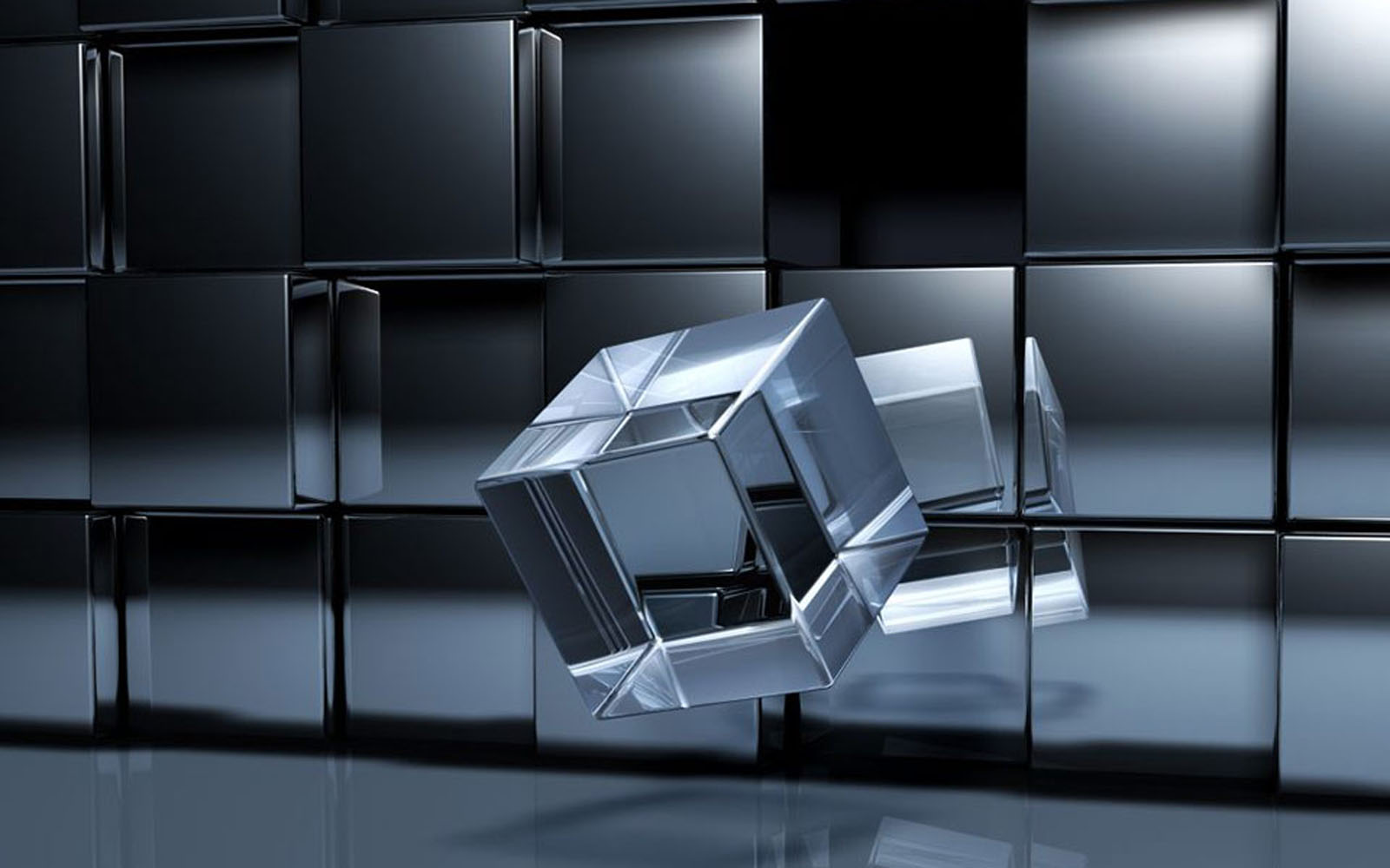 Crystal Cube Wallpapers   Nature Wallpapers 1600x1000